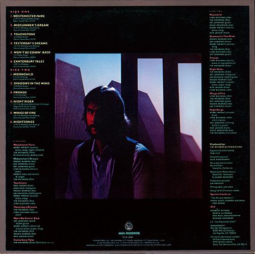 Night Rider Album