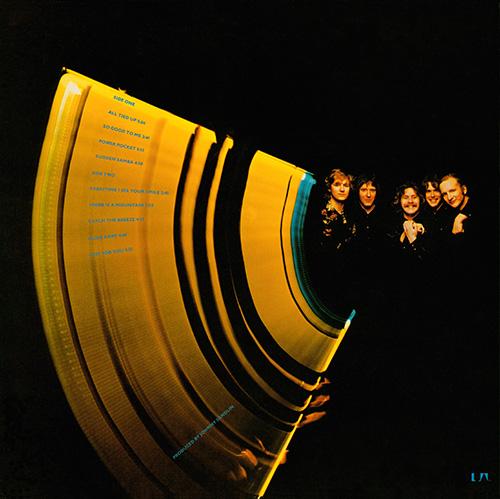 Rotations Album Interior
