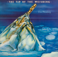 The Tip of the Weisberg Album Cover 1979