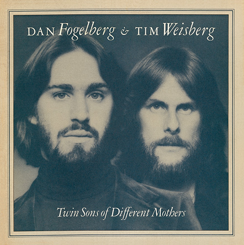 Twin Sons of Different Mothers Album Cover 1978