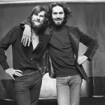 Dan and Tim, album cover photo session for Twin Sons of Different Mothers 1978
