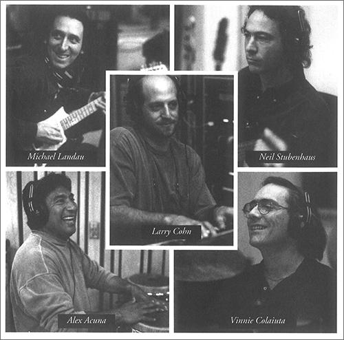 No Resemblance Whatsoever (with Dan Fogelberg) 1995 Album