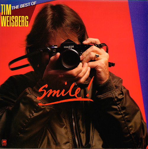 The Best of Tim Weisberg: Smile! Cover