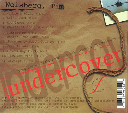 Undercover Album