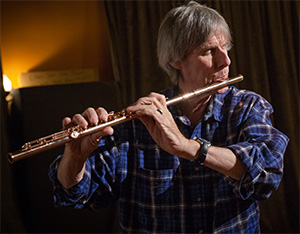 Tim Weisberg Playing Flute