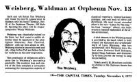 Orpheum 1975