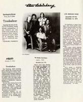 Tim Weisberg, Troubadour, 1974