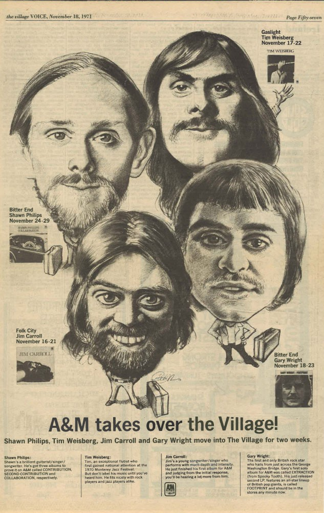 Village Voice Article - 1971
