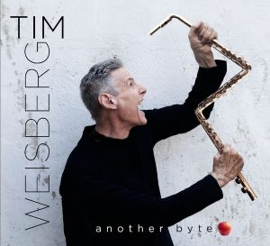 Tim Weisberg another byte album cover